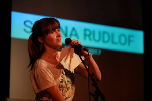 1. Grazer Lesebühne: Gewalt ist keine Lesung #68 feat. Sylvie le Bonheur