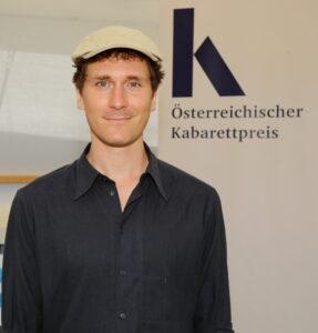 """Hosea Ratschiller: """"Ein neuer Mensch"""""""