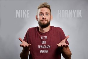 1. Grazer Lesebühne: Gewalt ist keine Lesung #64 feat. Mike Hornyik