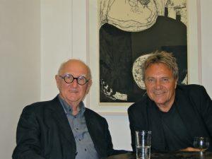 "Wolfram Berger & Oskar Aichinger ""ge waida"" Friedrich Achleitner"